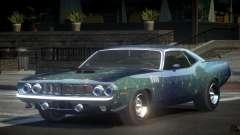 Plymouth Cuda BS-R L9 for GTA 4