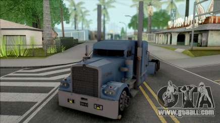 Kenworth W900a 80s El Patron for GTA San Andreas