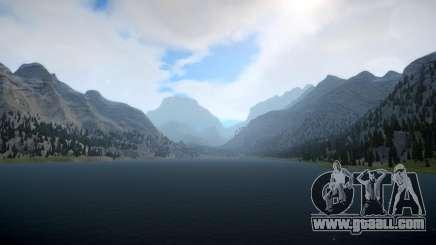 Lake Louise for GTA 4