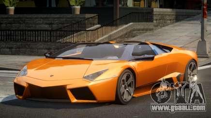 Lamborghini Reventon Qz7 for GTA 4