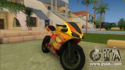 GTA v Bati (yellow-orange) for GTA Vice City