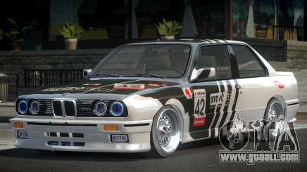 BMW M3 E30 BS Drift L10 for GTA 4