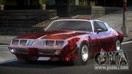 Pontiac Firebird 70S L9 for GTA 4