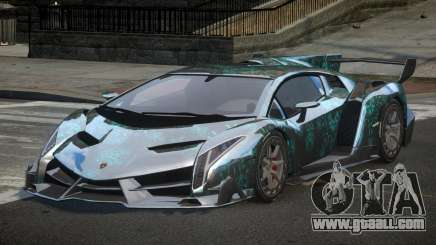 Lamborghini Veneno BS L6 for GTA 4