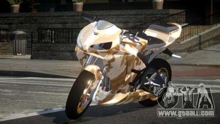 Honda CBR600RR L3 for GTA 4