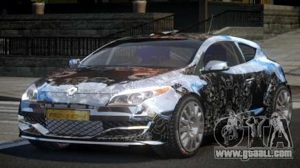 Renault Megane PSI-R PJ6 for GTA 4