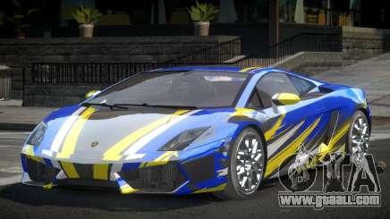 Lamborghini Gallardo Qz7 L2 for GTA 4