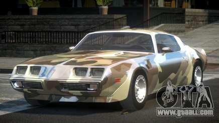 Pontiac Firebird 70S L1 for GTA 4