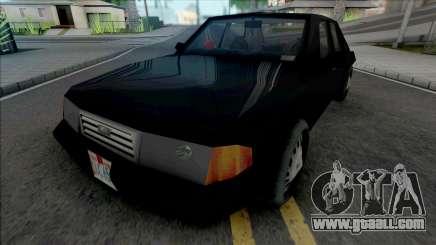 FBI Cruiser GTA LCS for GTA San Andreas