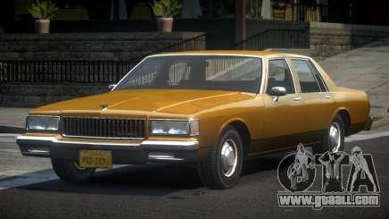 Chevrolet Caprice 80S V1.0 for GTA 4