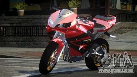 Honda CBR600RR L1 for GTA 4