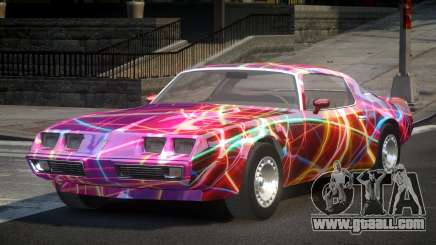 Pontiac TransAm 80S L10 for GTA 4