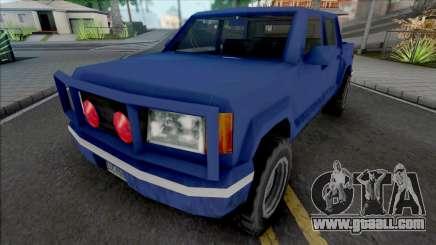 Cartel Cruiser GTA LCS for GTA San Andreas