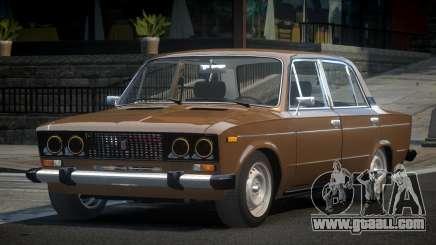 VAZ 2106 GS-R for GTA 4