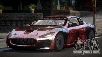Maserati GranTurismo SP-R PJ7 for GTA 4