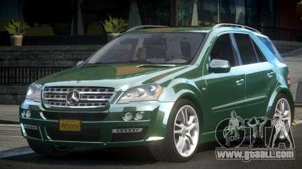 Mercedes-Benz ML63 PSI-B for GTA 4