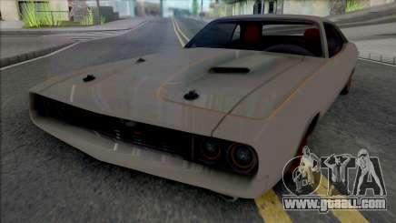 Dodge Challenger Havoc 1970 for GTA San Andreas