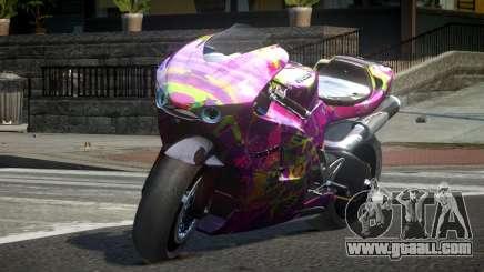 Ducati Desmosedici L1 for GTA 4