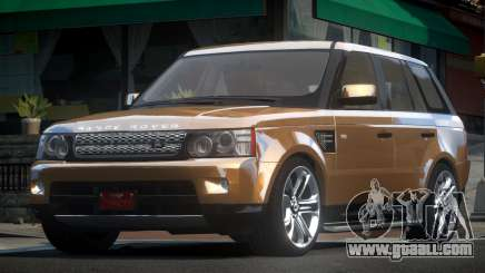 Range Rover Sport GS V1.2 for GTA 4