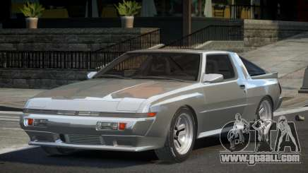 Mitsubishi Starion PSI-R for GTA 4