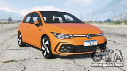 Volkswagen Golf GTI (Mk8) 2020〡add-on for GTA 5