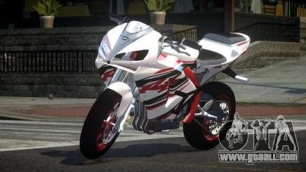 Honda CBR600RR L2 for GTA 4