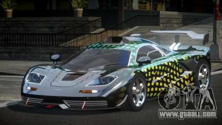 McLaren F1 GST-R L7 for GTA 4