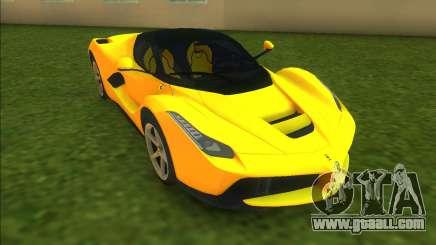 Ferrari LaFerrari for GTA Vice City