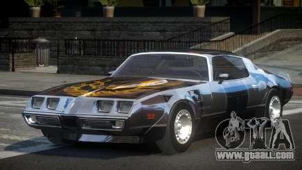 Pontiac Firebird 70S L6 for GTA 4