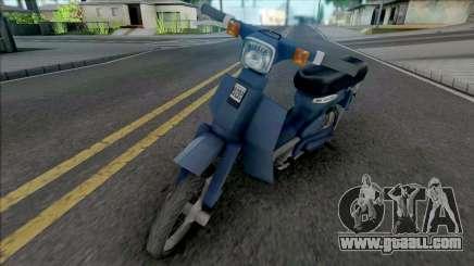 Honda GLX for GTA San Andreas