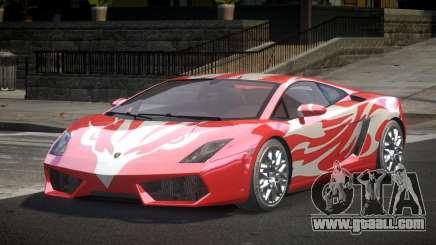 Lamborghini Gallardo Qz7 L5 for GTA 4