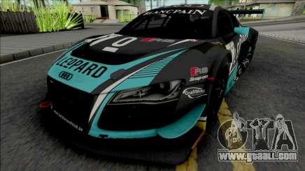 Audi R8 LMS [HQ] for GTA San Andreas
