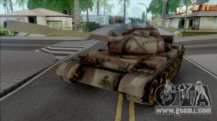 T-55 Egyptian Army for GTA San Andreas