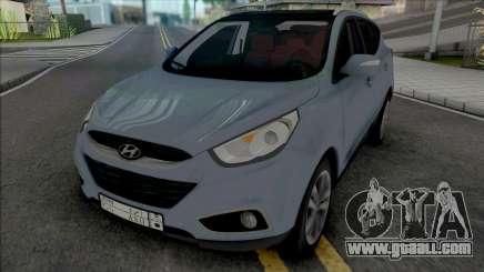 Hyundai Tucson 2015 [IVF] for GTA San Andreas