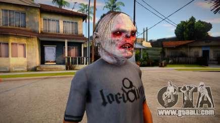 GTA V Halloween mask V1 for GTA San Andreas