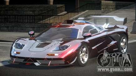 McLaren F1 GST-R L5 for GTA 4