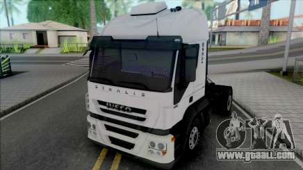 Iveco Stralis NR 2008 4x2 for GTA San Andreas
