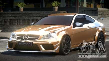 Mercedes-Benz C63 AMG SP V1.1 for GTA 4