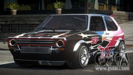 Volkswagen Golf PSI-R L1 for GTA 4