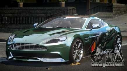 Aston Martin Vanquish E-Style L1 for GTA 4