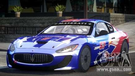 Maserati GranTurismo SP-R PJ3 for GTA 4