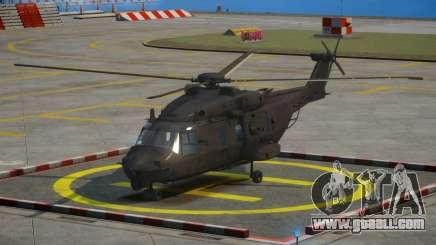 Eurocopter NHI NH90 for GTA 4