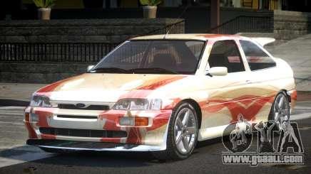 Ford Escort PSI-R L6 for GTA 4