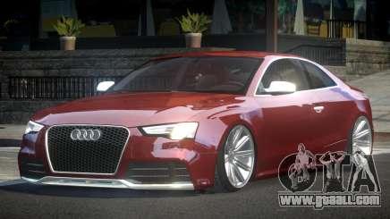 Audi RS5 RV for GTA 4