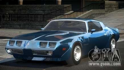 Pontiac Firebird 70S for GTA 4