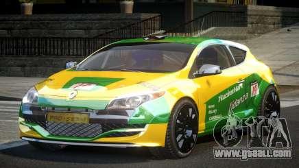 Renault Megane PSI-R PJ1 for GTA 4