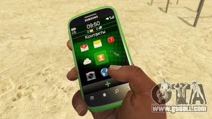 Samsung Galaxy S III Mini for GTA 5