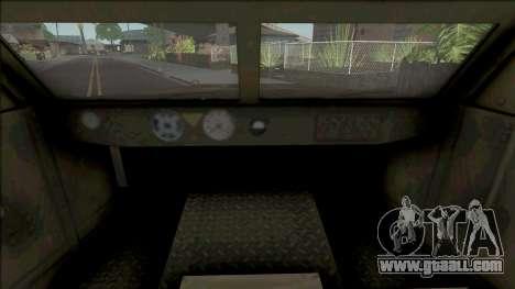 M3A1 Half-Track for GTA San Andreas
