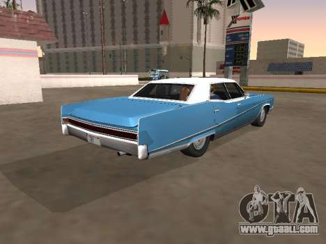 1967 Buick Electra for GTA San Andreas