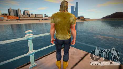 Thor PS4 for GTA San Andreas